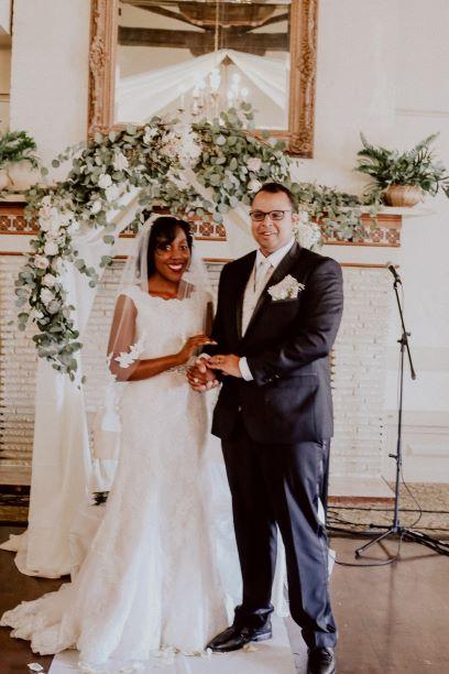 Sam and Jessica Flores Wedding